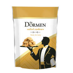 Hampers and Gifts to the UK - Send the Dormen Jumbo Salted Cashews - 130g