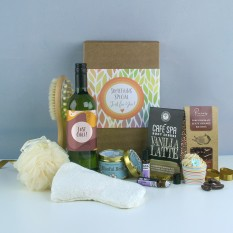 Hampers and Gifts to the UK - Send the Just Chill! Pamper Hamper
