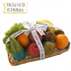 Hampers and Gifts to the UK - Send the Just Fruit Gift Basket