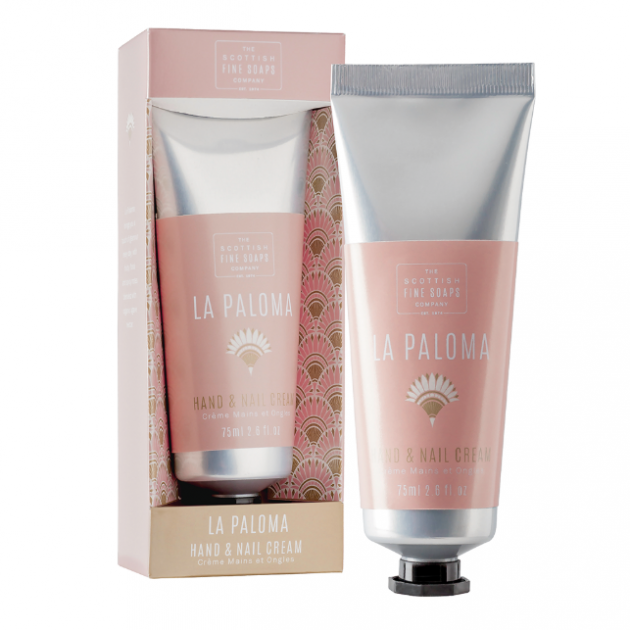 Hampers and Gifts to the UK - Send the La Paloma Hand & Nail Cream
