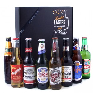 Hampers and Gifts to the UK - Send the Beer and Lager Gifts