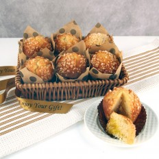 Hampers and Gifts to the UK - Send the Lemon Burst Muffin Tray
