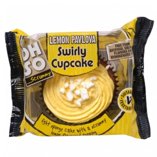 Hampers and Gifts to the UK - Send the Cupcake - Lemon Pavlova