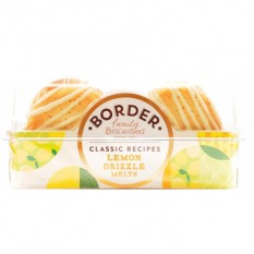 Hampers and Gifts to the UK - Send the Border Biscuits - Lemon Drizzle Melts