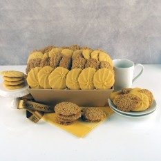 Hampers and Gifts to the UK - Send the Lemon Crunch Tray