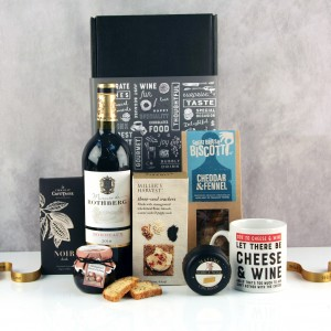 Hampers and Gifts to the UK - Send the Cheese Hampers