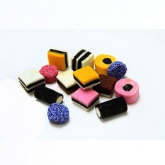 Hampers and Gifts to the UK - Send the Liquorice Allsorts - 175g