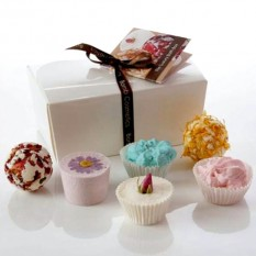 Hampers and Gifts to the UK - Send the Ballotin Gift Set - Gems