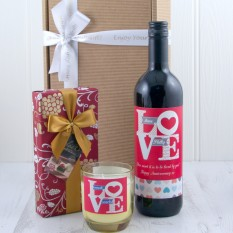 Hampers and Gifts to the UK - Send the Love Sweet Scents Gift Box