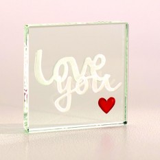 Hampers and Gifts to the UK - Send the Love You Miniature Spaceform Token