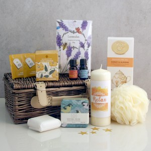 Hampers and Gifts to the UK - Send the Pamper Hampers