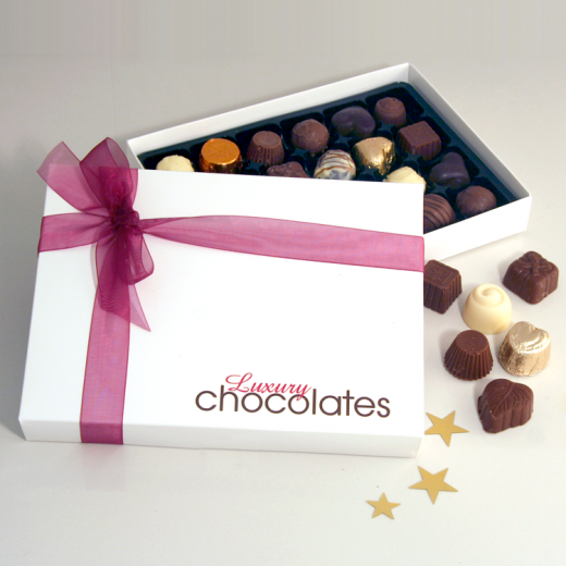 Hampers and Gifts to the UK - Send the Luxury Chocolates Gift Box