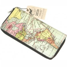 Hampers and Gifts to the UK - Send the Travel Map Wallet