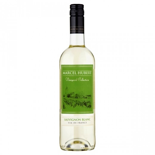 Hampers and Gifts to the UK - Send the Marcel Hubert Sauvignon Blanc - 75cl