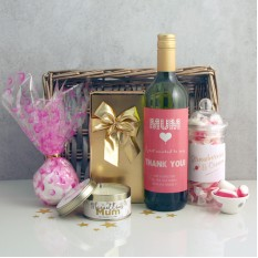 Hampers and Gifts to the UK - Send the Just To Say Thank You Mum Gift Basket