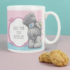 Hampers and Gifts to the UK - Send the Personalised Mug Me To You Daisy