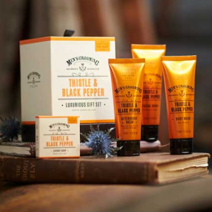 Hampers and Gifts to the UK - Send the Men's Grooming Gifts