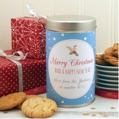 Hampers and Gifts to the UK - Send the Christmas Cookies Merry Christmas