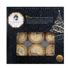Hampers and Gifts to the UK - Send the Luxury Mini Mince Pies
