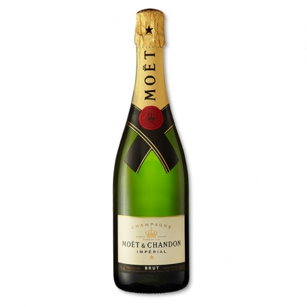 Hampers and Gifts to the UK - Send the Moët & Chandon Impérial Brut Champagne - 75cl