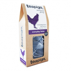 Hampers and Gifts to the UK - Send the Teapigs Morning Glory Tea