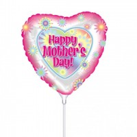 "Mother's Day Balloon 9"" +£2.99"