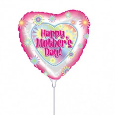 Hampers and Gifts to the UK - Send the Mother's Day Mini Balloon