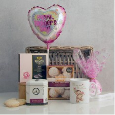 Hampers and Gifts to the UK - Send the Mum In A Million Mother's Day Gift Basket