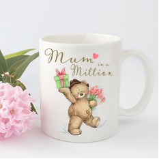 Hampers and Gifts to the UK - Send the Mum In A Million Mug