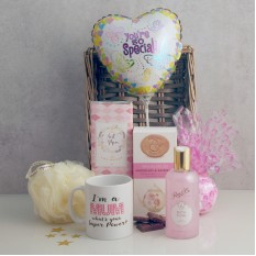 Hampers and Gifts to the UK - Send the Mum's Superpowers Gift Basket
