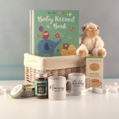 Hampers and Gifts to the UK - Send the Mummy and Daddy's Take a Break Hamper