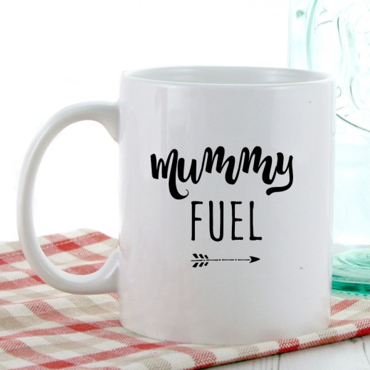 Hampers and Gifts to the UK - Send the Mummy Fuel Mug
