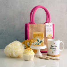 Hampers and Gifts to the UK - Send the Beautiful Mummy-to-Bee Pamper Hamper