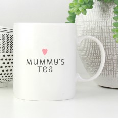 Hampers and Gifts to the UK - Send the Mummy's Tea Mug