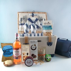 Hampers and Gifts to the UK - Send the Picnic for Two with Nautical Charm