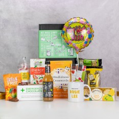 Hampers and Gifts to the UK - Send the Health and Happiness Get Well Gift Hamper