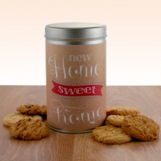 Hampers and Gifts to the UK - Send the Gift In a Tin - New Home Sweet Home