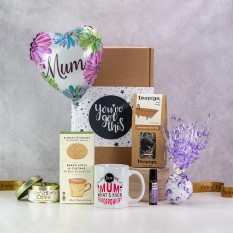 Hampers and Gifts to the UK - Send the Mum's Superpowers Gift