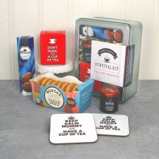 Hampers and Gifts to the UK - Send the New Parent Survival Kit Keep Calm