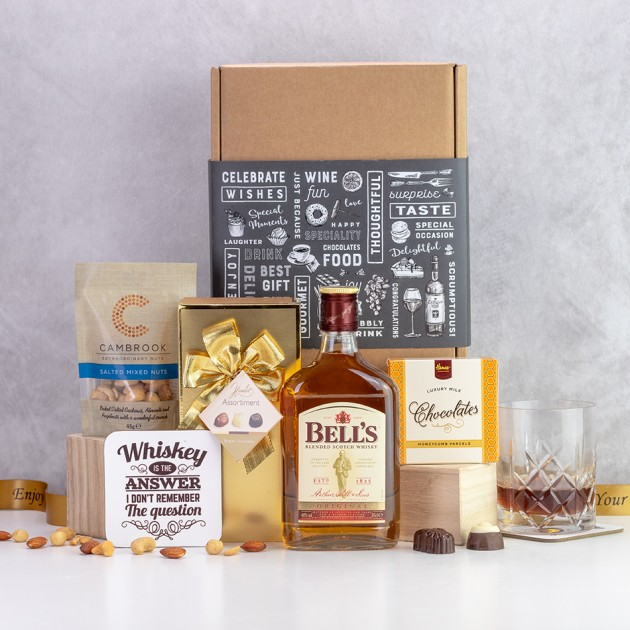 Hampers and Gifts to the UK - Send the Lift Your Spirits Whisky Gift