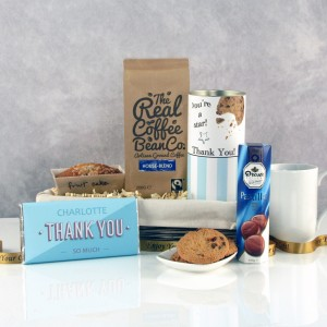 Hampers and Gifts to the UK - Send the Personalised Thank You