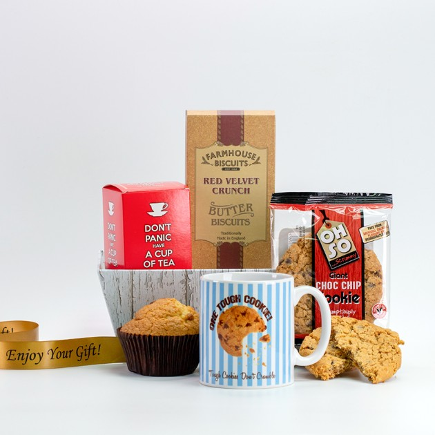 Hampers and Gifts to the UK - Send the One Tough Cookie Hamper