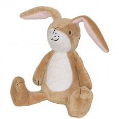 Hampers and Gifts to the UK - Send the Guess How Much Nutbrown Hare Rattle