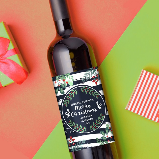 Hampers and Gifts to the UK - Send the Christmas Wine Gifts - Winter Holidays