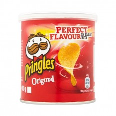 Hampers and Gifts to the UK - Send the Pringles Originals - 40g