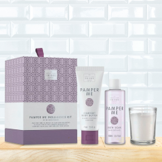 Hampers and Gifts to the UK - Send the Pamper Me Indulgence Kit