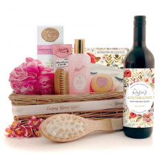 Hampers and Gifts to the UK - Send the Pamper Special Gift Basket