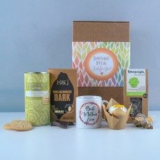 Hampers and Gifts to the UK - Send the The Perfect Tea Break with Personalised Mug