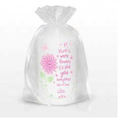 Hampers and Gifts to the UK - Send the Personalised I'd Pick You Candle