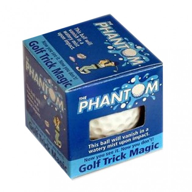 Hampers and Gifts to the UK - Send the Joke Golf Ball - Phantom